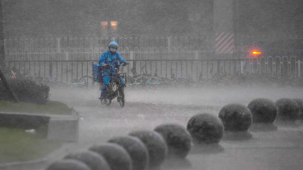 Heavy rainfall in southern China affects millions thumbnail