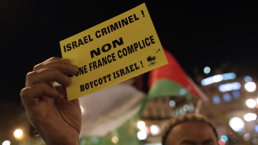 EU's rights court faults France over Israel boycott convictions thumbnail