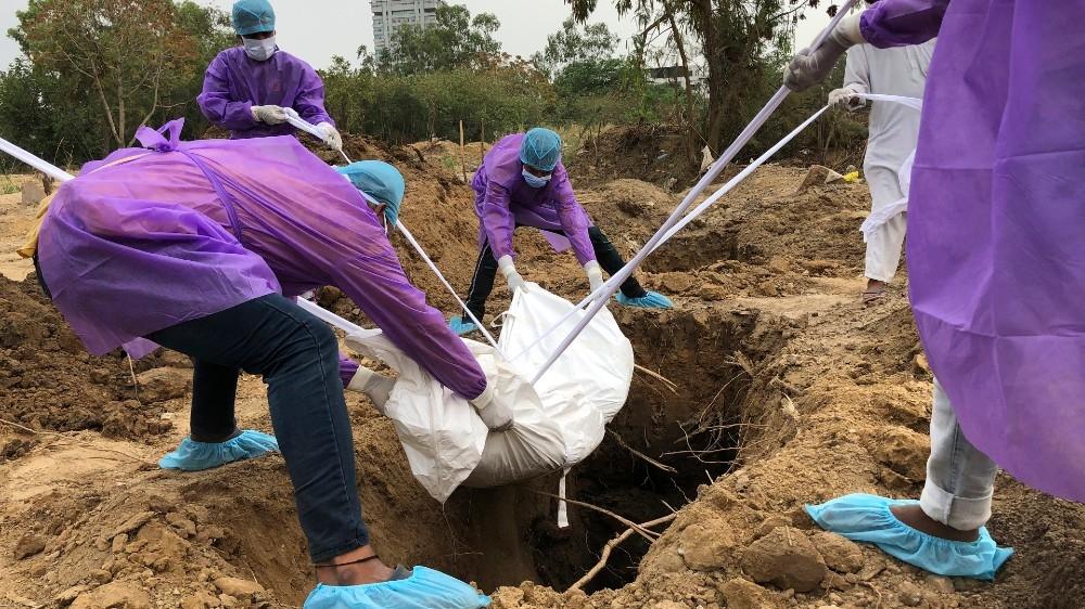 india burial 5
