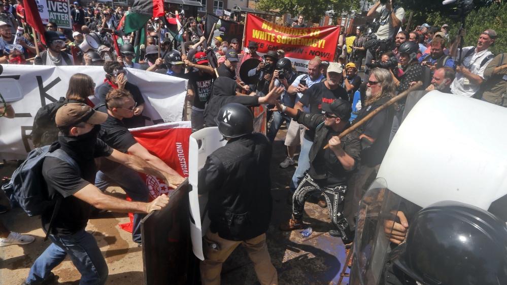 Antifa AP photos