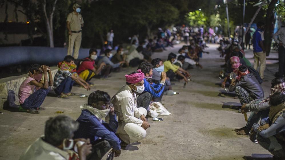 India coronavirus lockdown