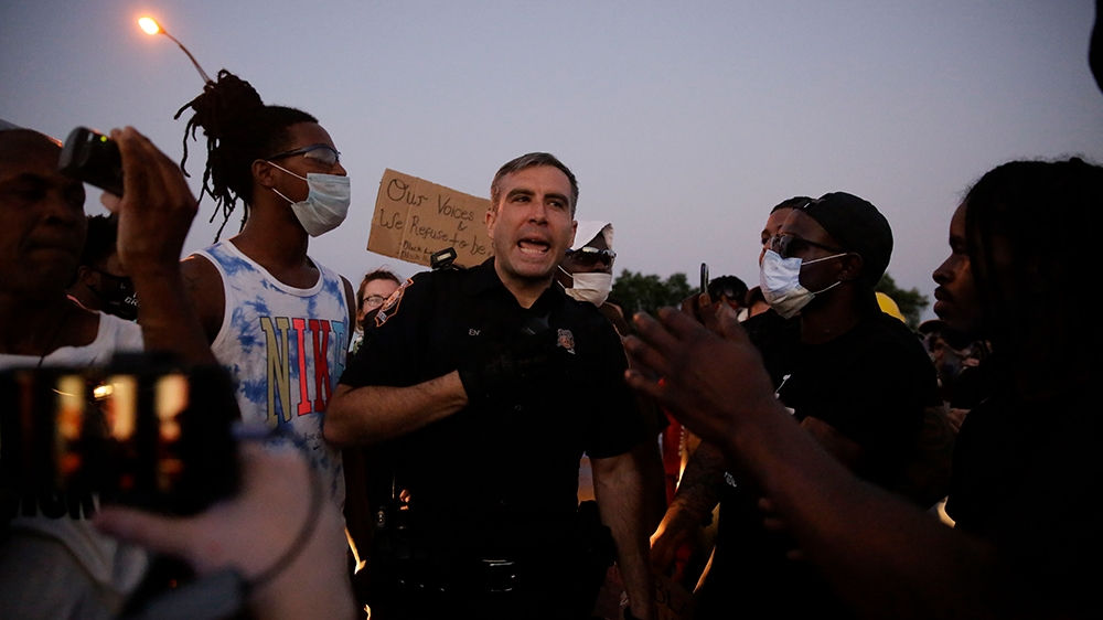 Black Lives Matter - Atlanta officer fired blog entry