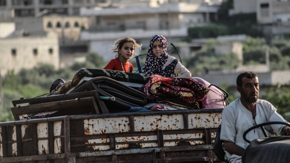 5.800 civilians displaced in Idlib in the last 24 hours