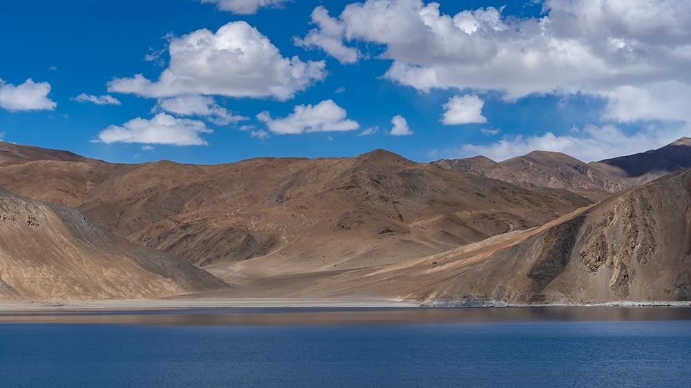 Pangong Lake in Ladakh, India, 22 June 2019 [File:Sorin Furcoi/Al Jazeera]
