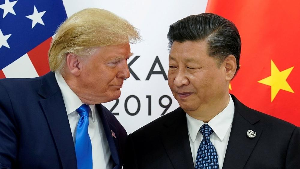 Trump Xi 2019