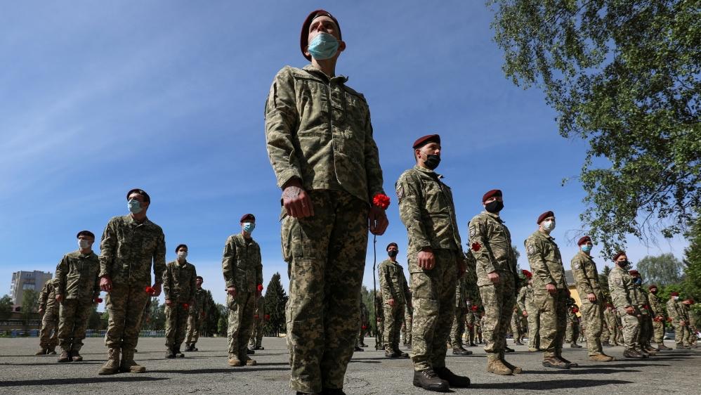 Ukraine receives US military aid worth more than $60m | Ukraine ...