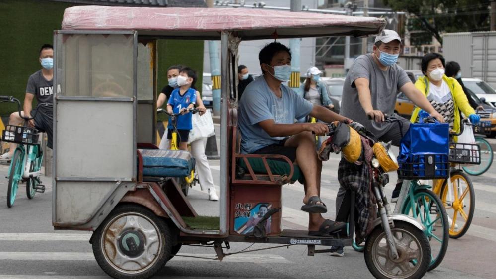 Beijing - coronavirus