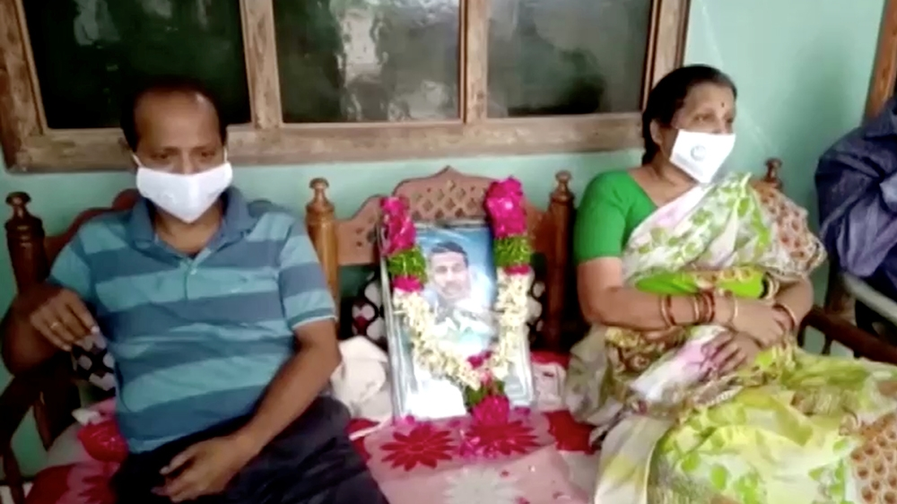 India China families