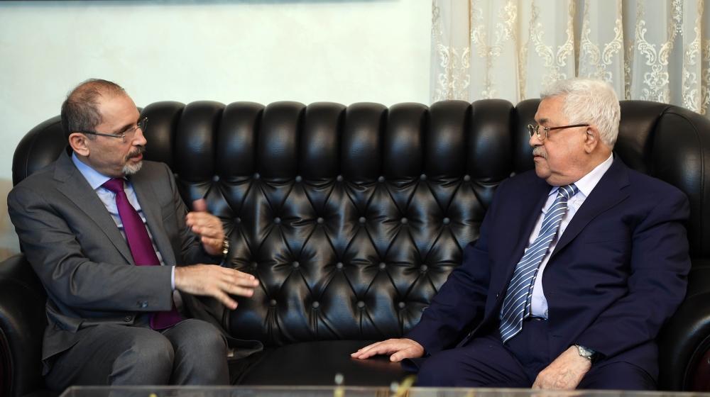 Meeting Abbas, Jordan foreign minister warns against annexation thumbnail