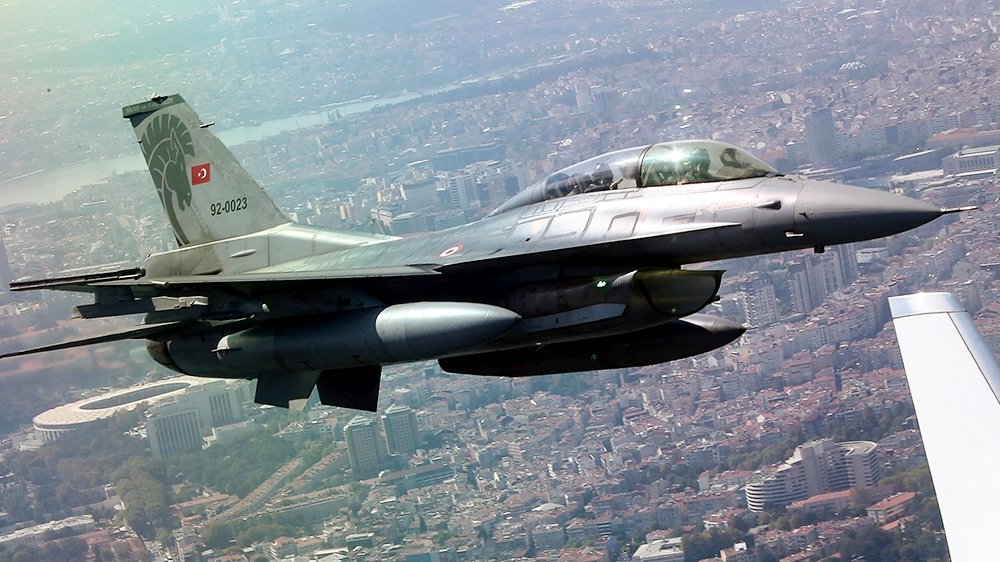 One killed by Turkish strike on northern Iraq: Local official thumbnail