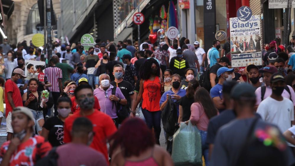 Brazil passes 1 million coronavirus cases: Live updates thumbnail