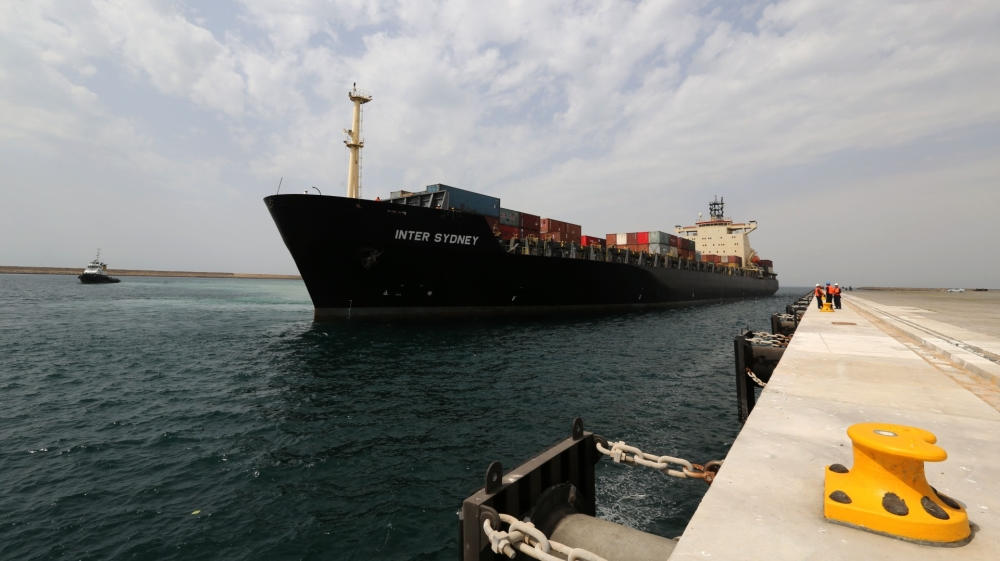 Iran's Chabahar port spared from US sanctions in rare cooperation thumbnail
