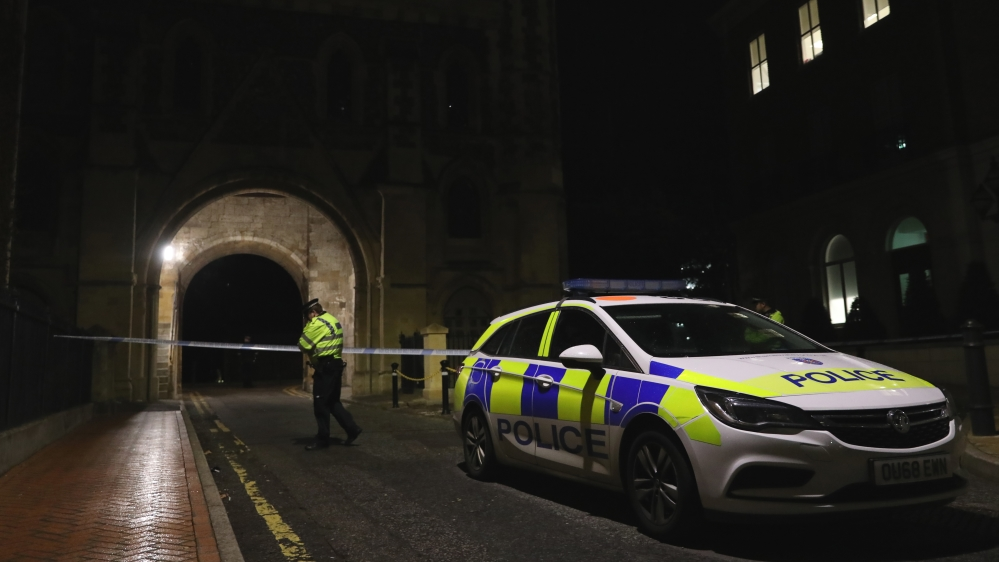 Multiple stabbings reported in UK town