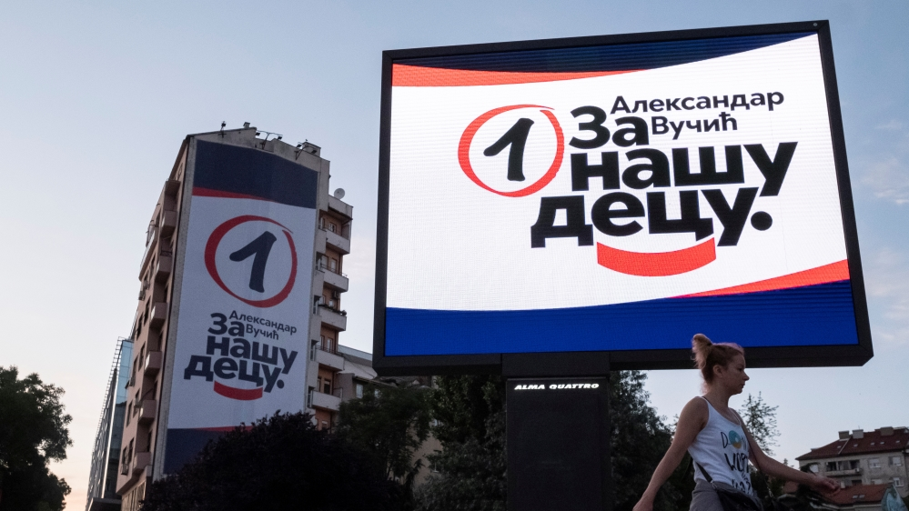 Serbia to hold Europe's first election since coronavirus lockdown