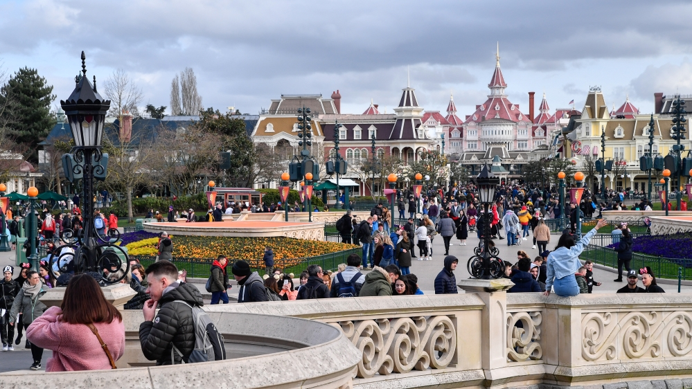 Coronavirus: a maintenance employee at Disneyland Paris diagnosed positive
