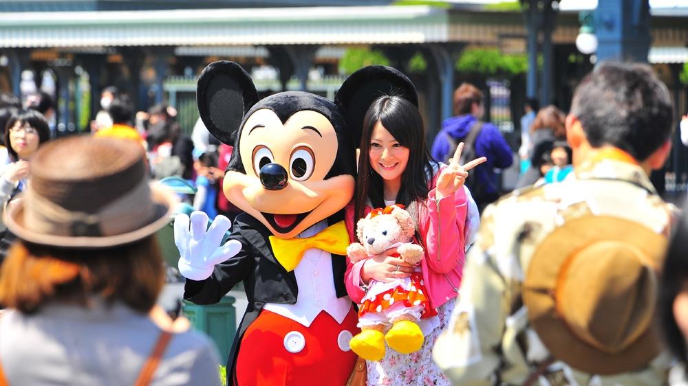 Japan Disney