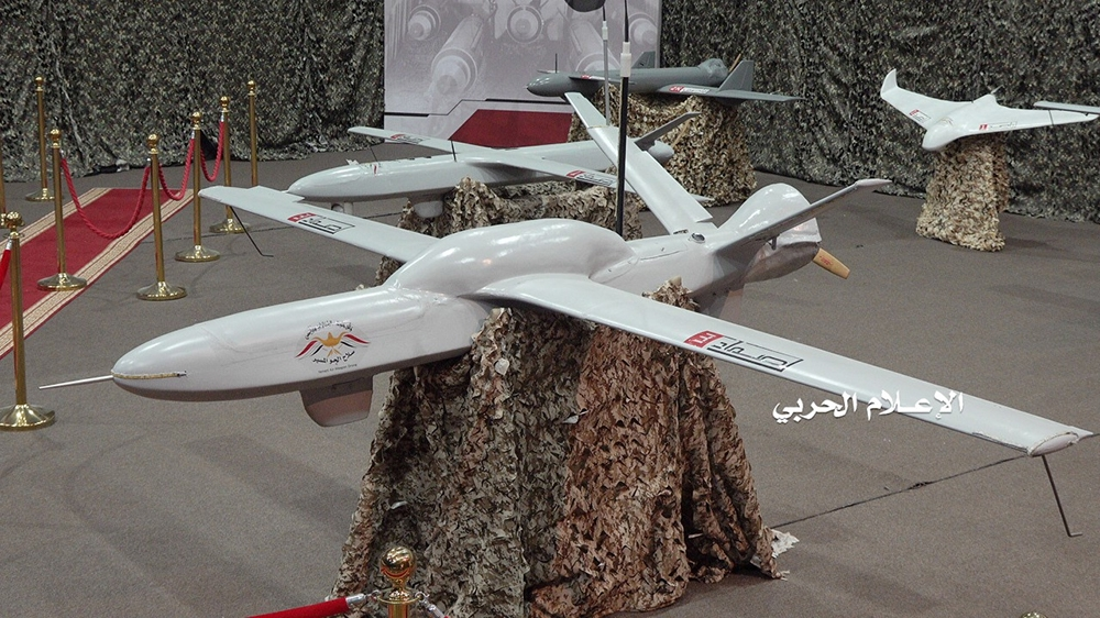 Saudi coalition shoots down Houthi ballistic missiles and drones thumbnail