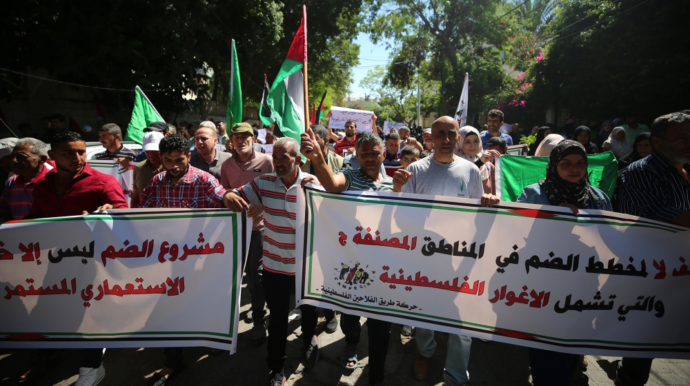 UN, Arab League call on Israel to drop annexation plans thumbnail