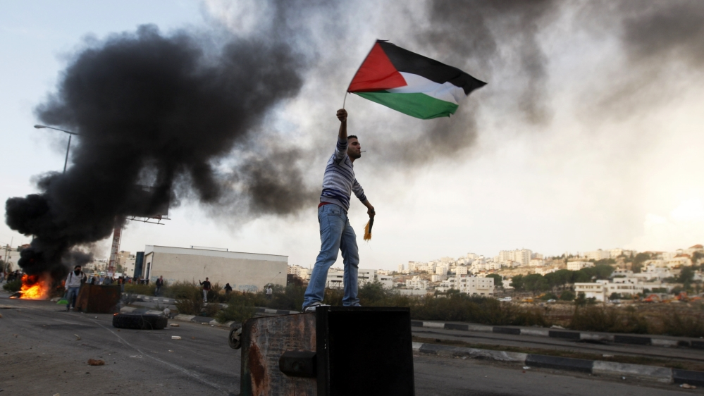 Black Lives Matter and lessons from Palestine thumbnail