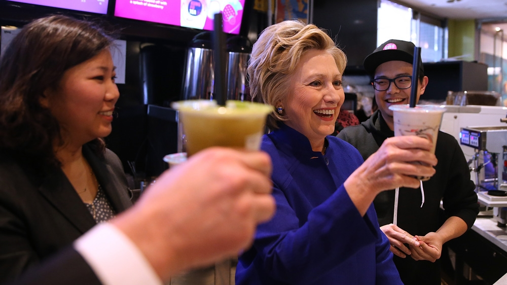 Clinton Bubble Tea