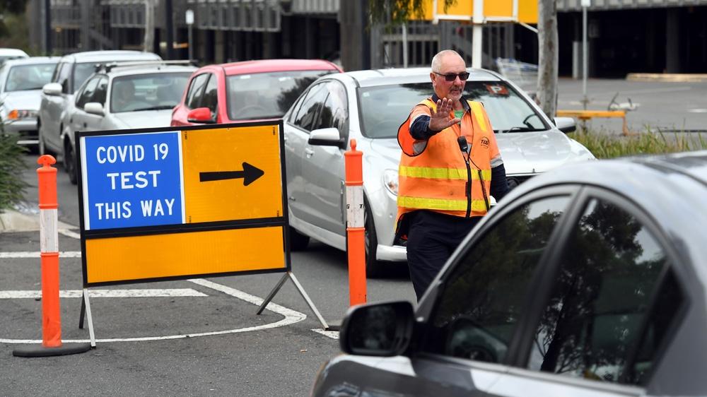 Australia sends troops to tackle coronavirus surge: Live updates thumbnail