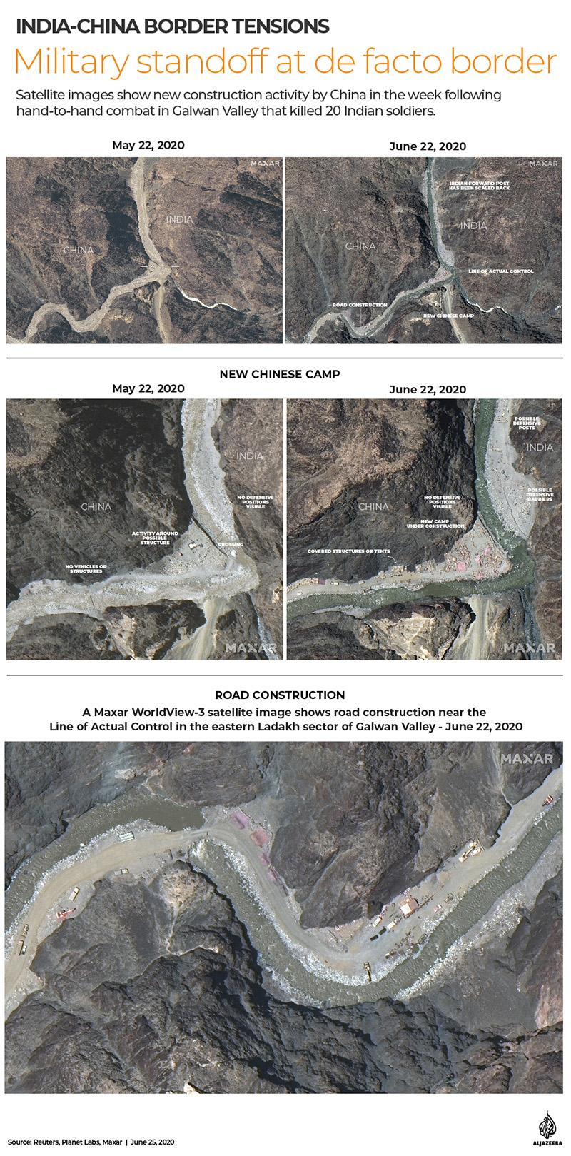 China-India border tensions
