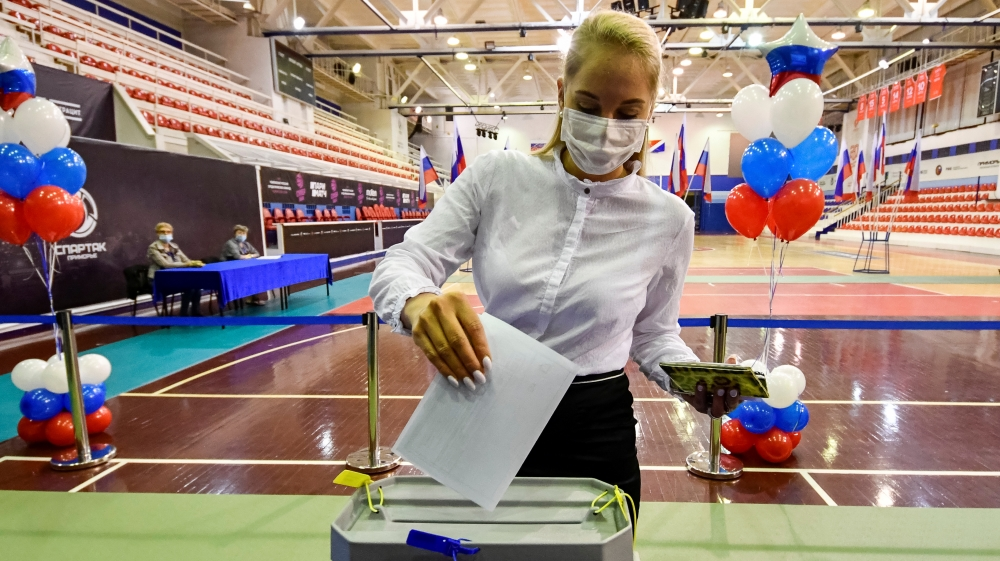 Russia votes: Amendments could keep Putin in power til 2036