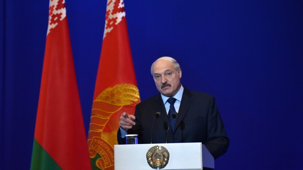 Belarus accuses Russia of election meddling, seeks talks thumbnail