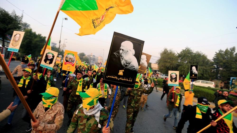 Iraqi forces raid Iran-backed Kataib Hezbollah base, 14 arrested thumbnail