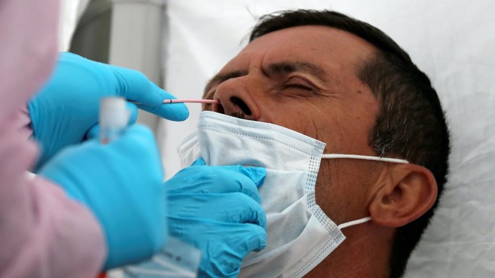US coronavirus testing