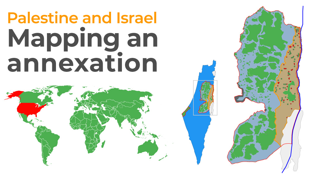 Palestine and Israel: Mapping an annexation thumbnail