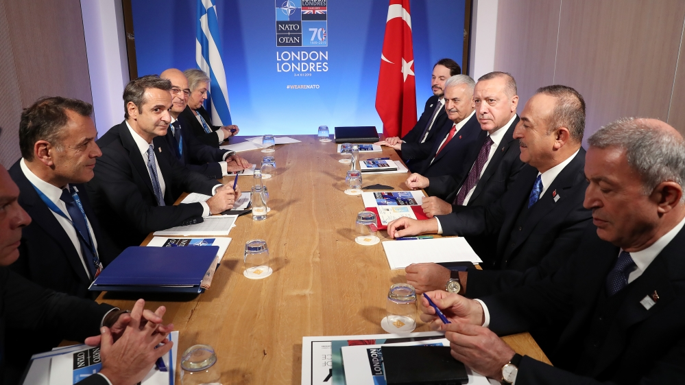 Leaders of Greece, Turkey focus on COVID-19 in uncommon name thumbnail