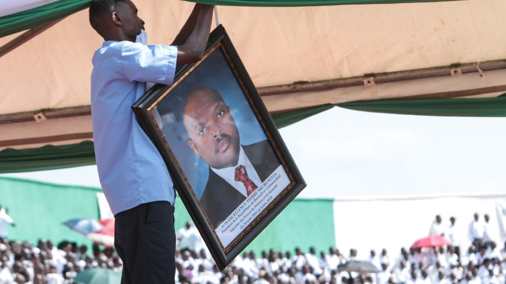 Burundi: Ex-president Nkurunziza to be buried in state funeral thumbnail
