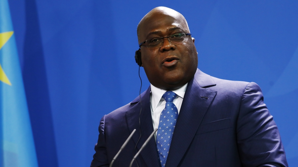DR Congo Justice Minister briefly detained thumbnail