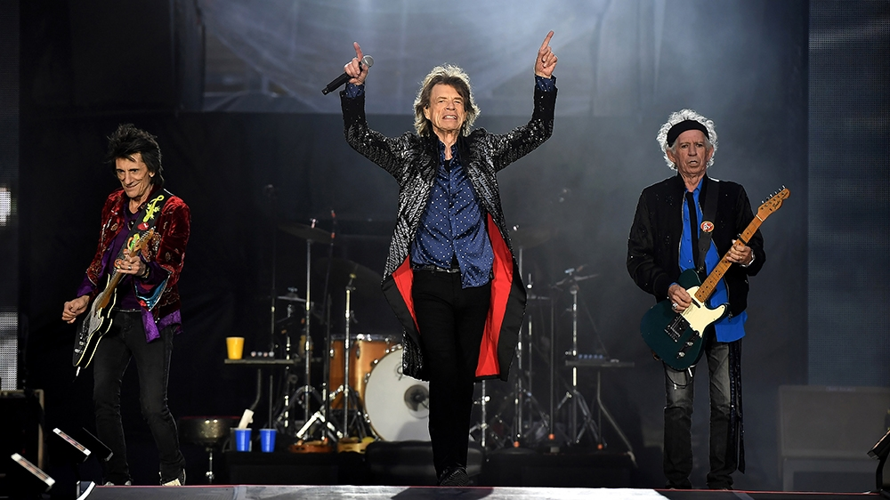 Rolling Stones threaten to sue Trump over music use thumbnail