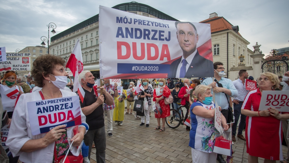 Poland begins voting in presidential election delayed by pandemic