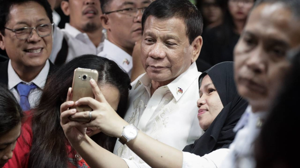 Overseas Filipino workers - Duterte