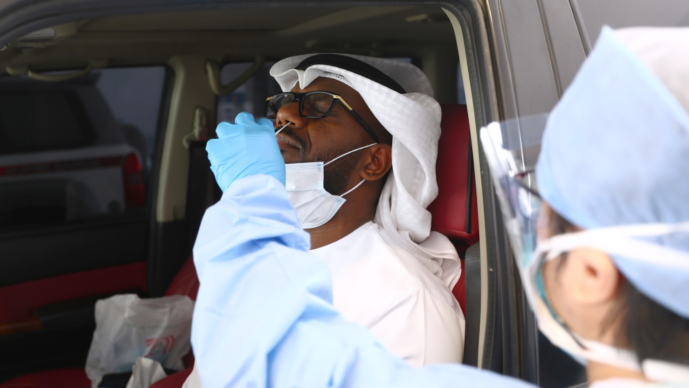 The UAE Adjusts To Life Under The Coronavirus Pandemic