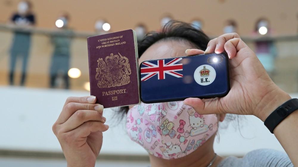 UK's Johnson offers visa relaxation to 3 million Hong Kong people thumbnail