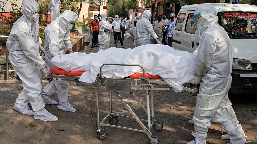 India coronavirus cases cross 200,000: Live updates thumbnail