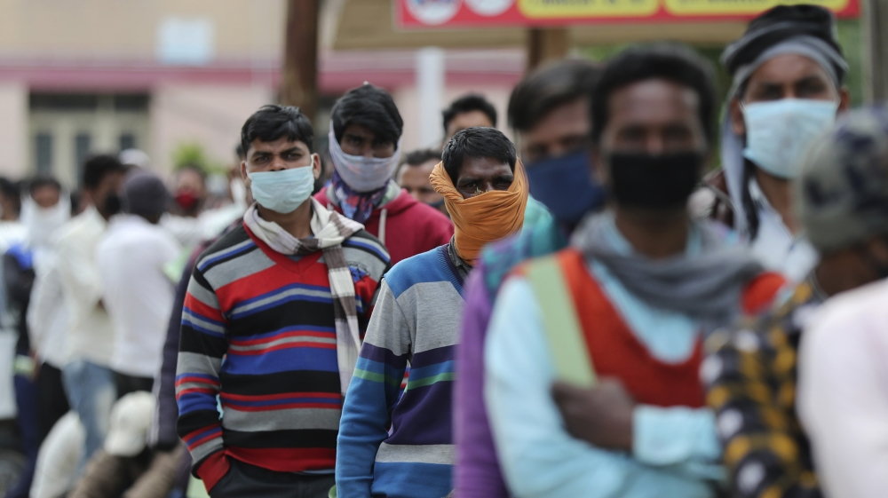 Send migrant workers home in 15 days: India's top court to states thumbnail