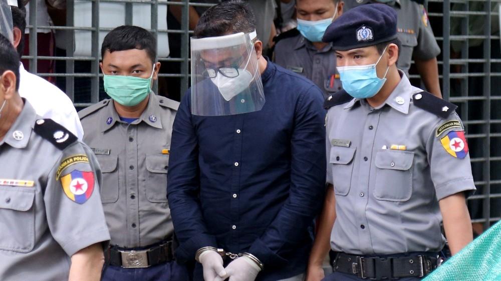 Canadian pastor jailed in Myanmar for defying coronavirus ban ...
