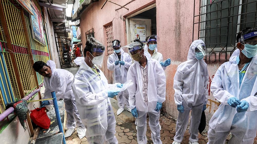 Modi says India's coronavirus spread at critical juncture – Live thumbnail