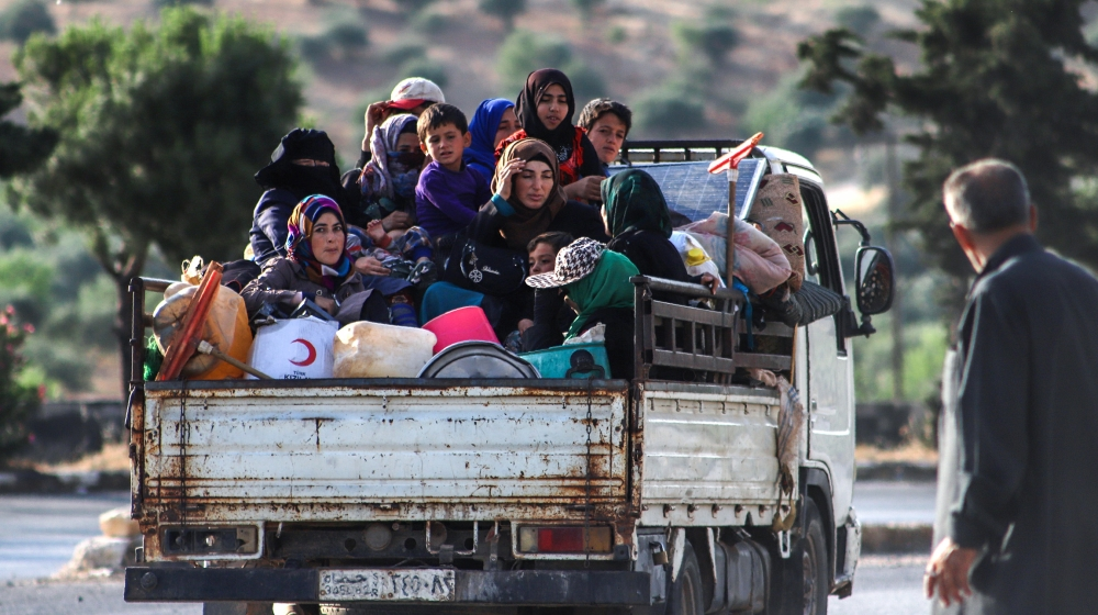 UN experts decry continued abuse as Syria's war grinds on