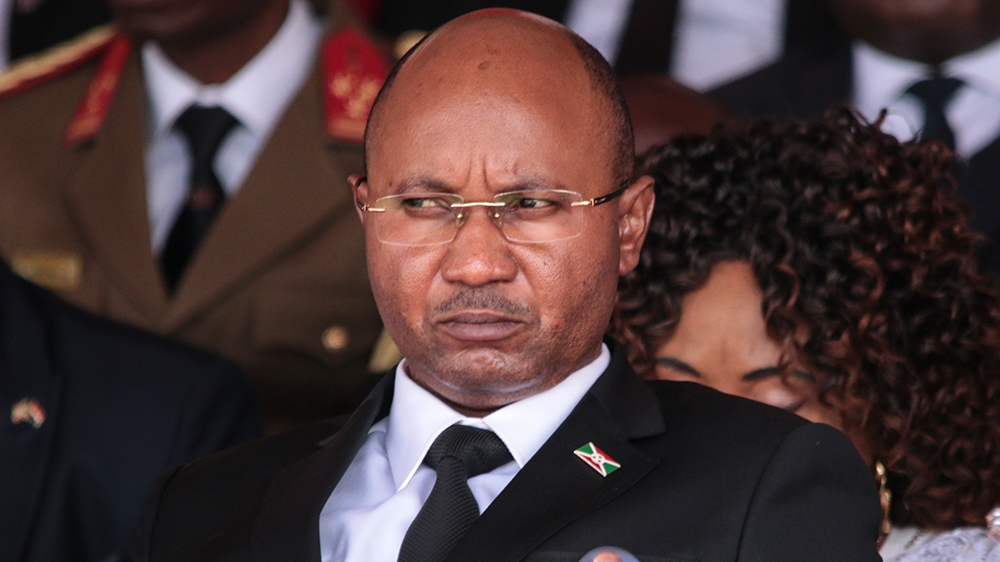 Burundi unveils cupboard together with ministers underneath US sanctions thumbnail