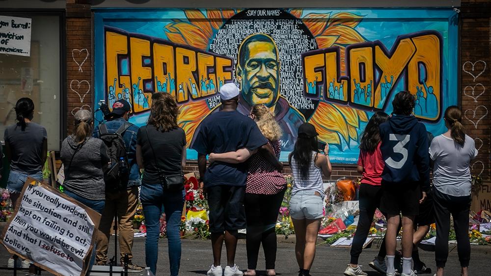 Floyd memorial service blog entry