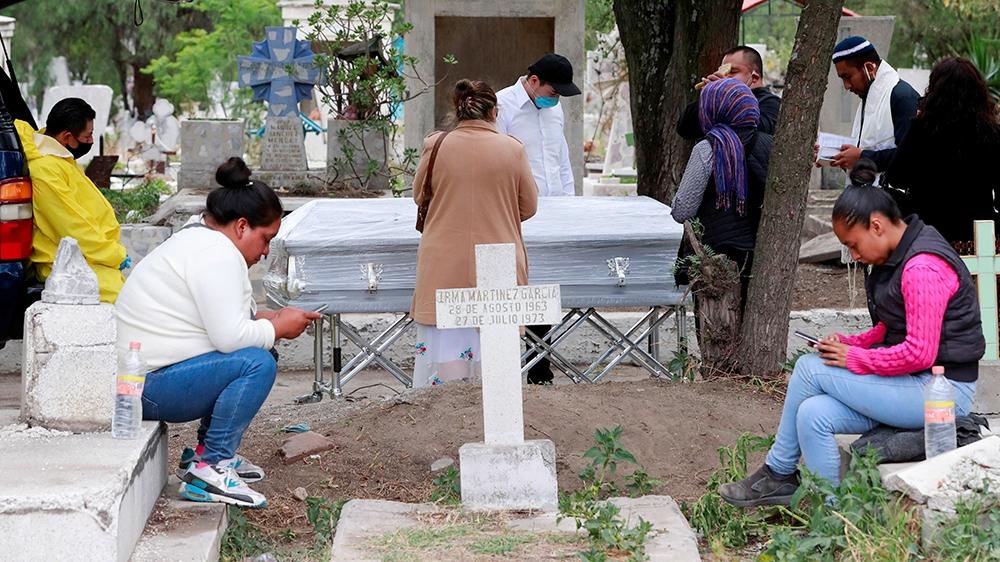 Brazil, Mexico coronavirus deaths hit daily record: Live updates thumbnail