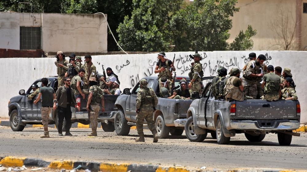 Libya: GNA says Sirte offensive launched as Haftar backs truce thumbnail