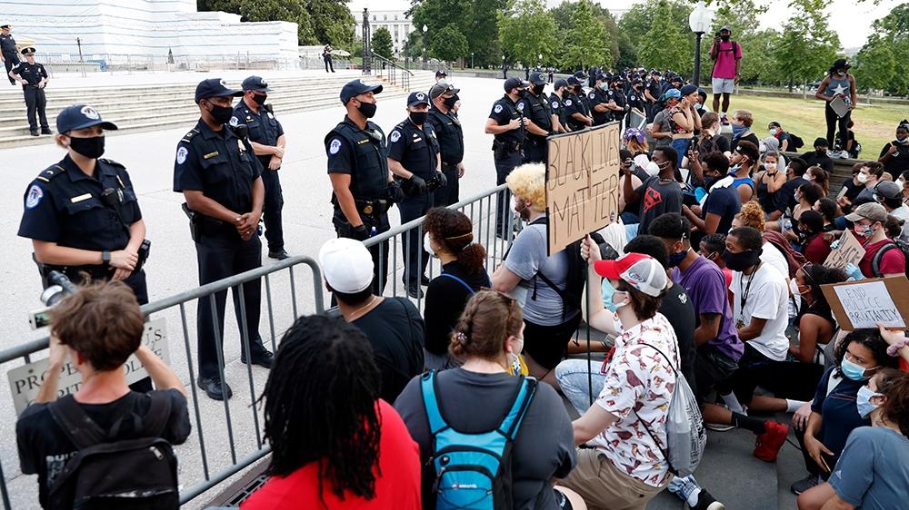 US Park Police blog entry