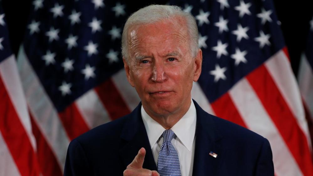Biden clinches Democratic nomination for 2020 race against Trump thumbnail